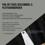 Nieuwe PAO: samenwerking PleitAcademie en Rijksuniversiteit Groningen