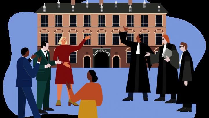 Samenwerking Law Firm School en PleitAcademie Beroepsopleiding Advocaten
